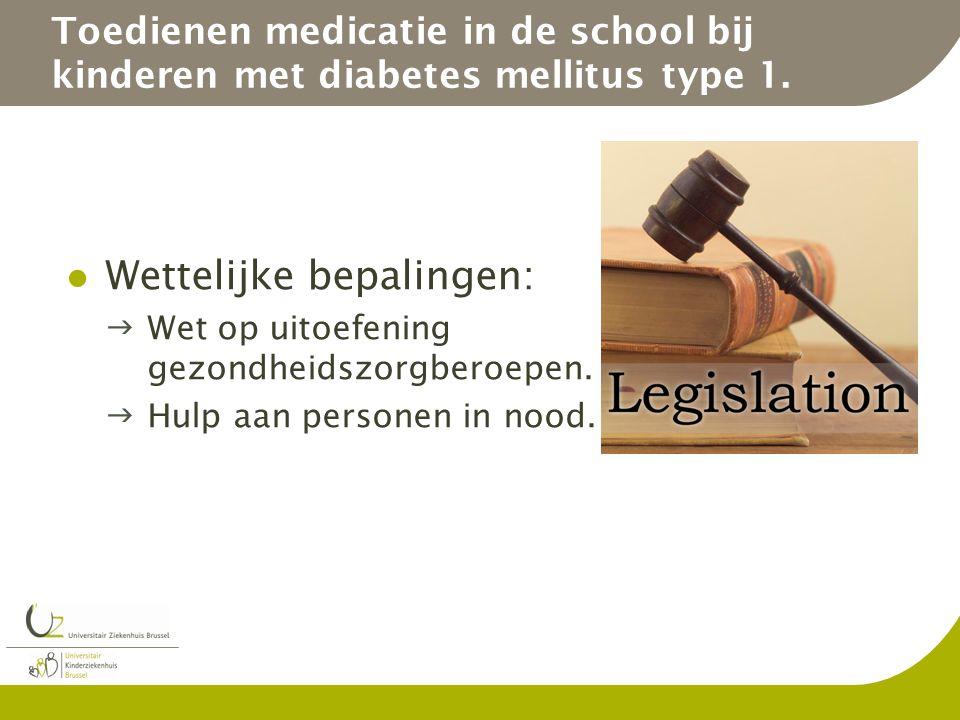 Wettelijke bepalingen: