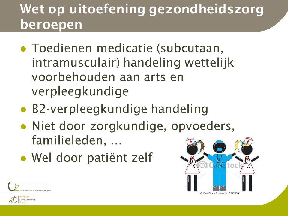 Wet op uitoefening gezondheidszorg beroepen