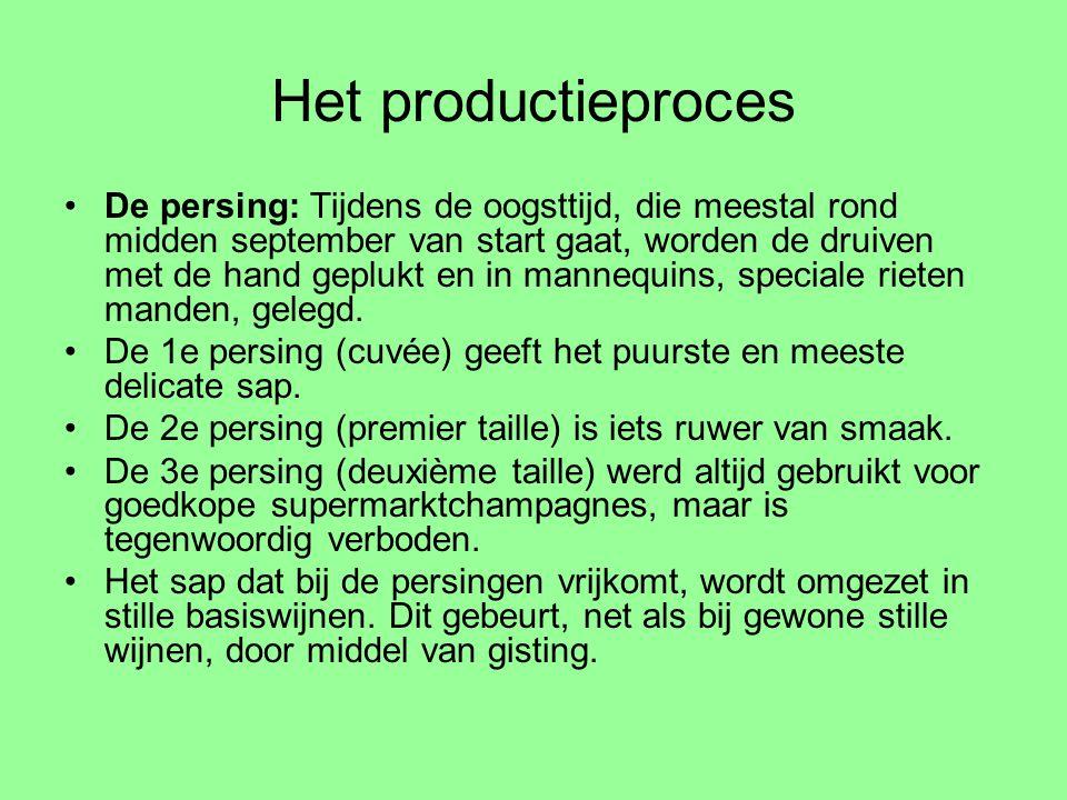 Het productieproces
