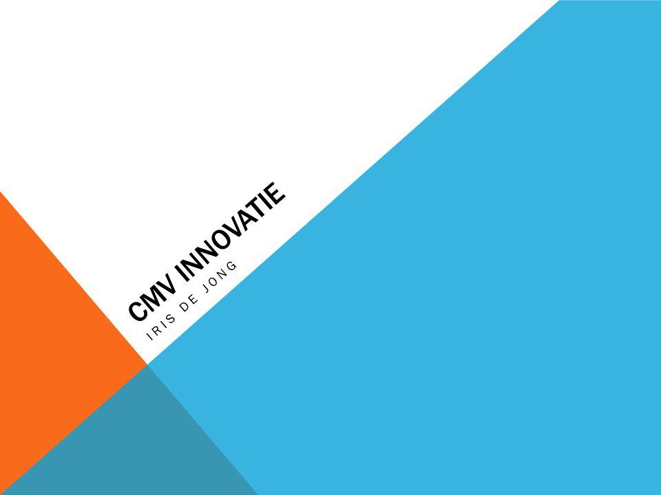CMV Innovatie Iris de Jong