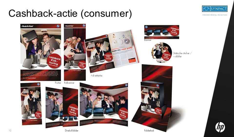 Cashback-actie (consumer)