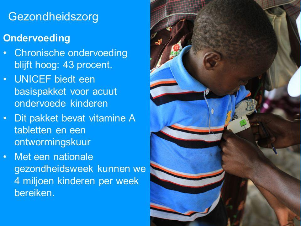 Gezondheidszorg Ondervoeding