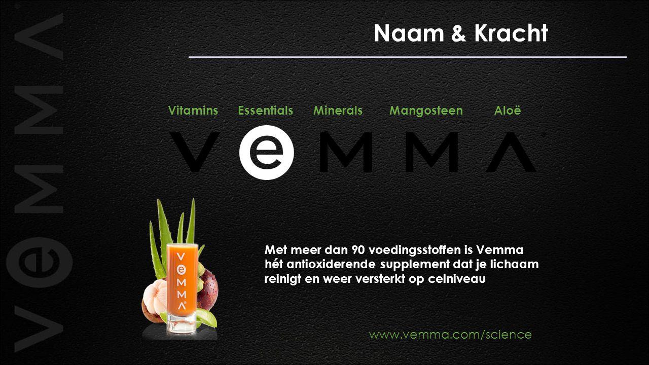 Naam & Kracht Vitamins Essentials Minerals Mangosteen Aloë