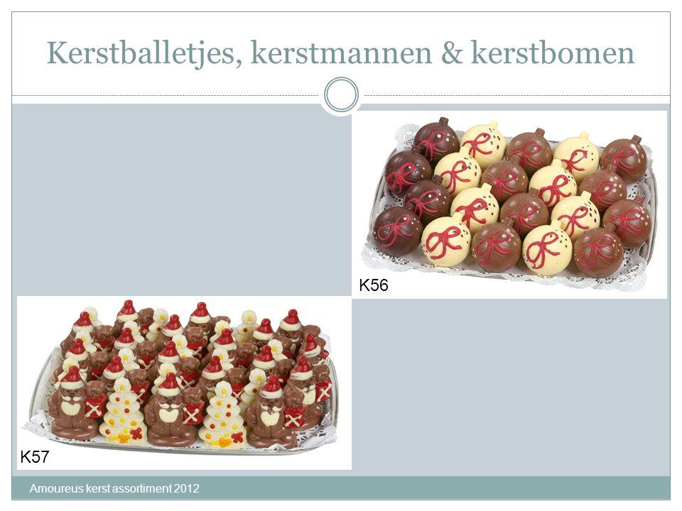 Kerstballetjes, kerstmannen & kerstbomen