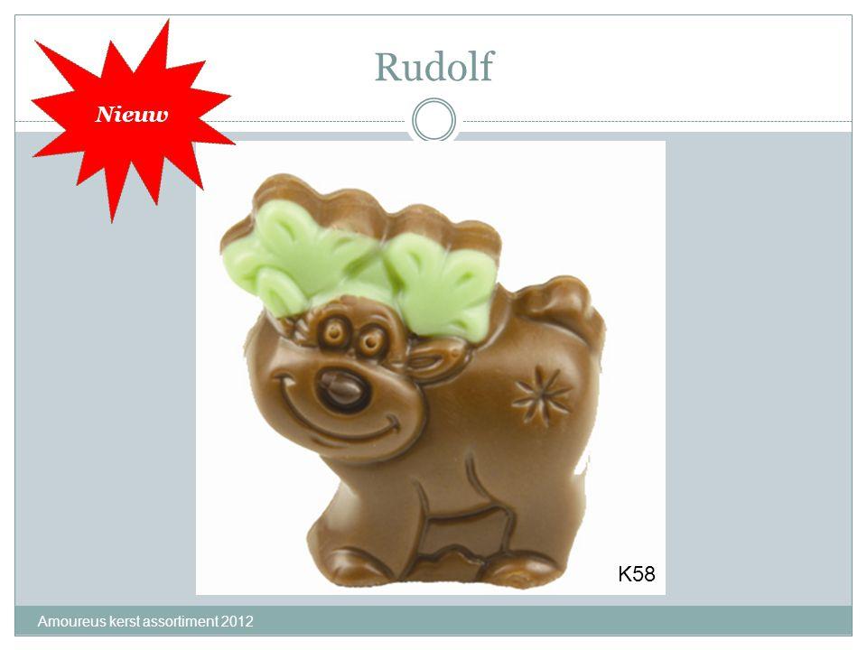 Rudolf Nieuw K58 Amoureus kerst assortiment 2012