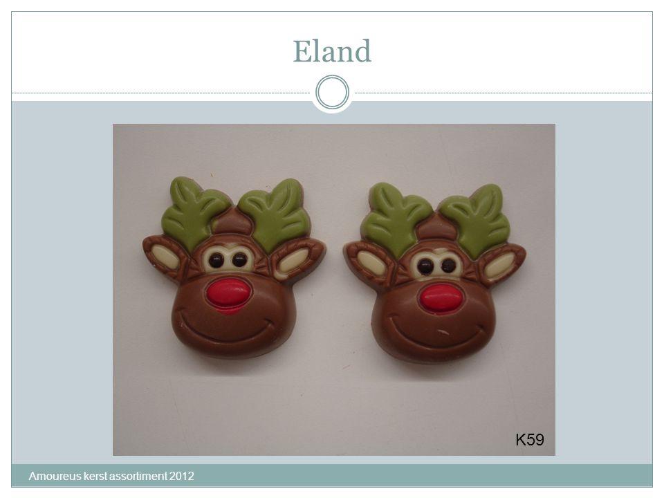 Eland K59 Amoureus kerst assortiment 2012