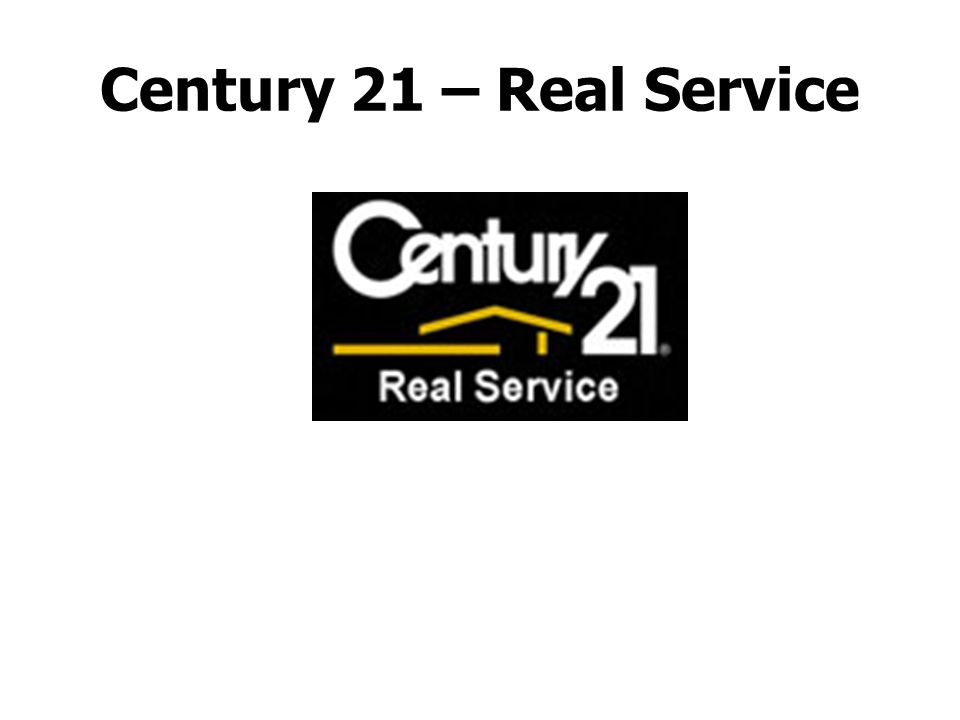 Century 21 – Real Service