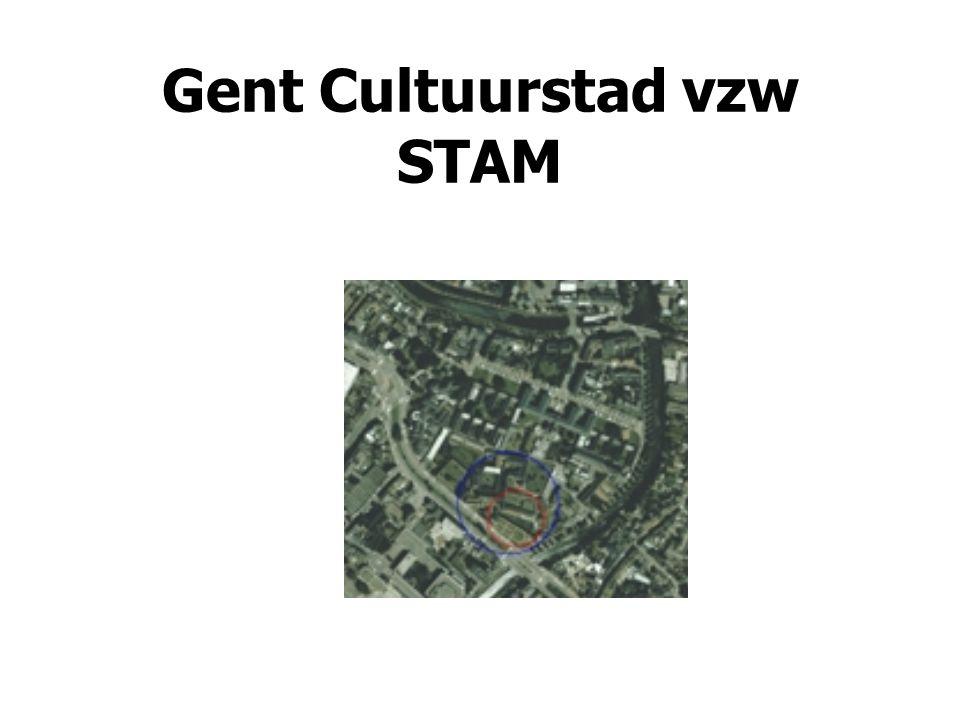 Gent Cultuurstad vzw STAM