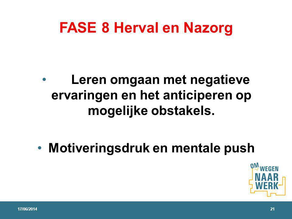 Motiveringsdruk en mentale push