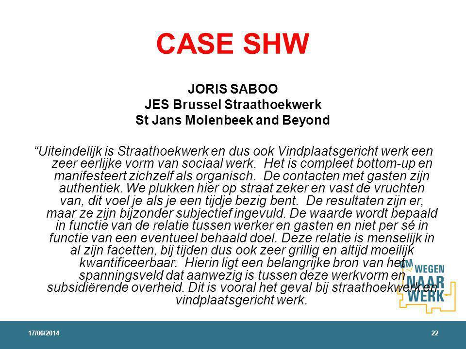 CASE SHW