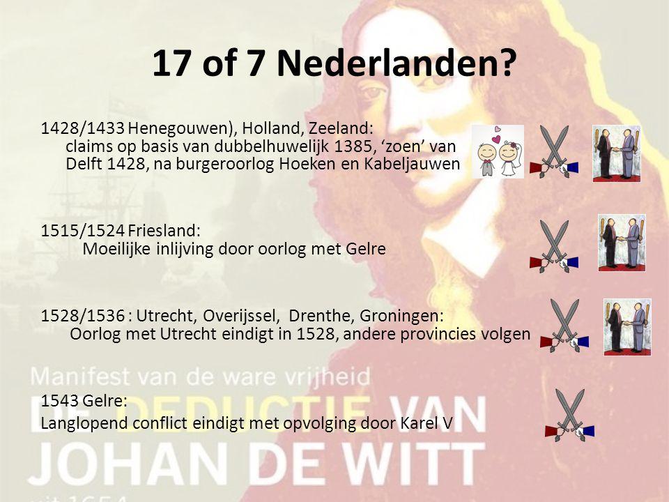 17 of 7 Nederlanden