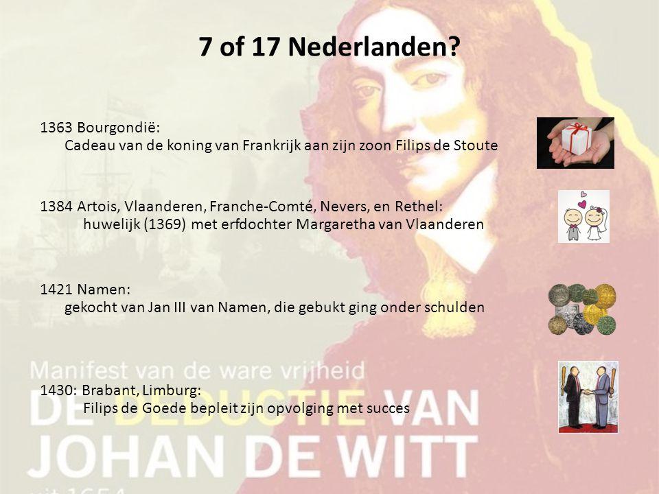 7 of 17 Nederlanden