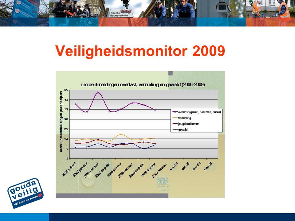 Veiligheidsmonitor 2009