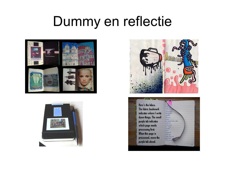 Dummy en reflectie
