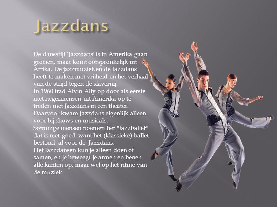 Jazzdans