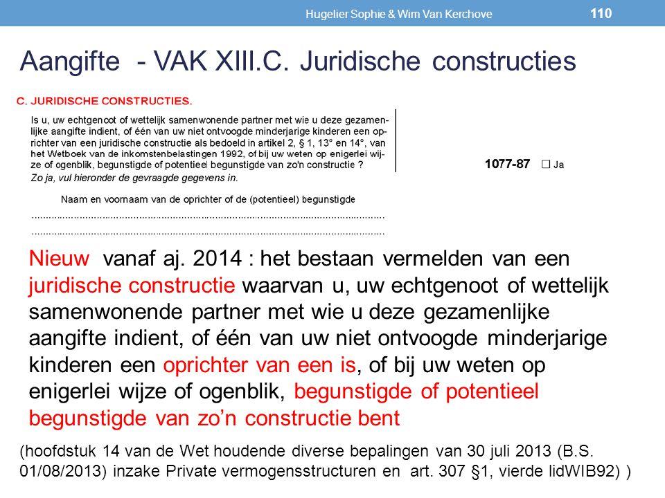 Hugelier & VanKerchove