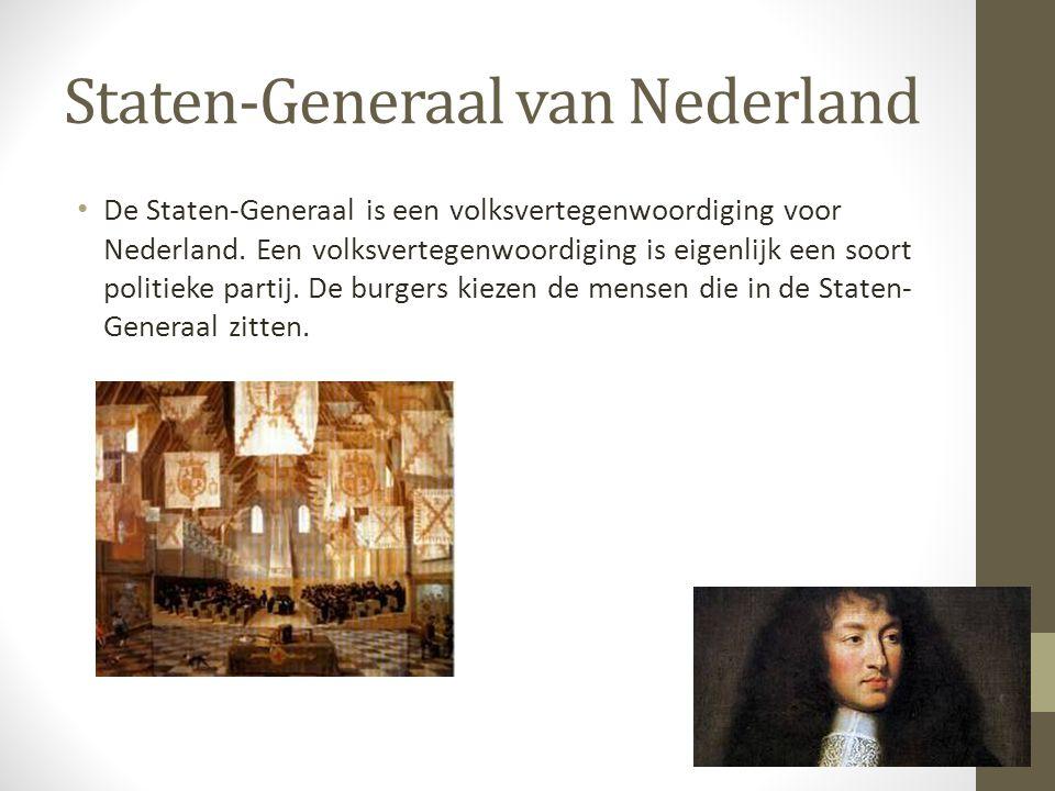 Staten-Generaal van Nederland