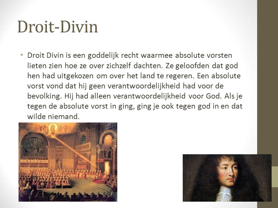 Droit-Divin