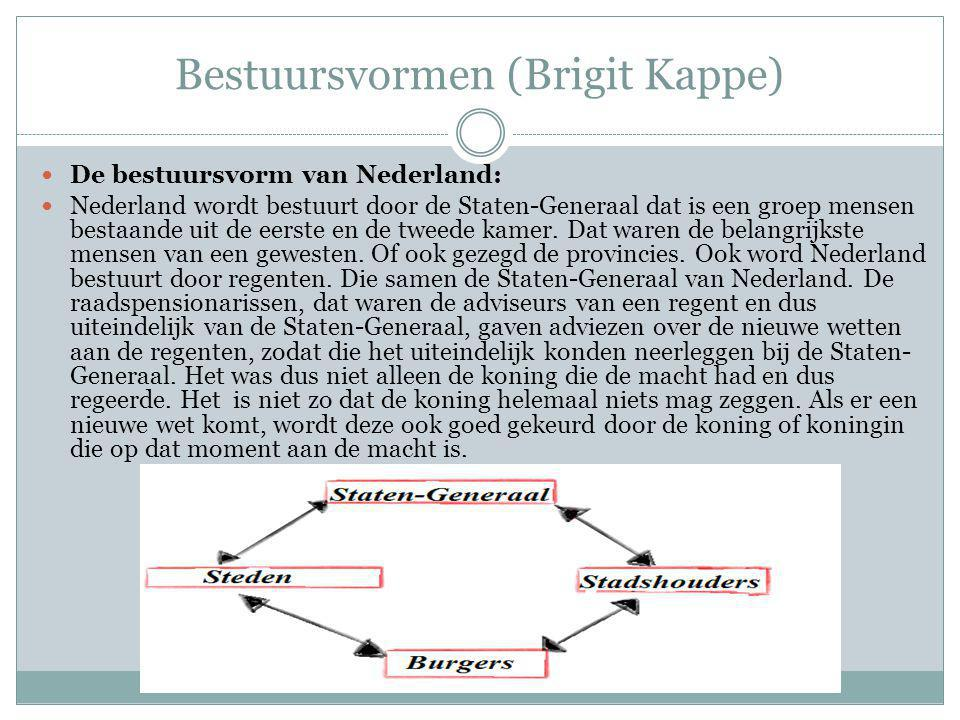 Bestuursvormen (Brigit Kappe)