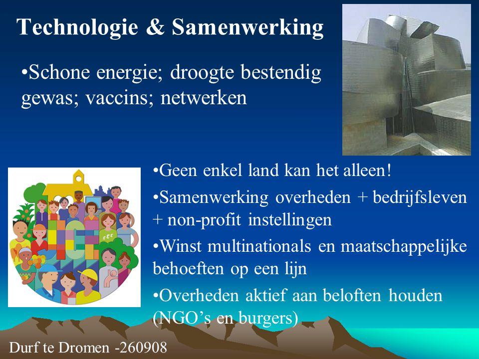 Technologie & Samenwerking