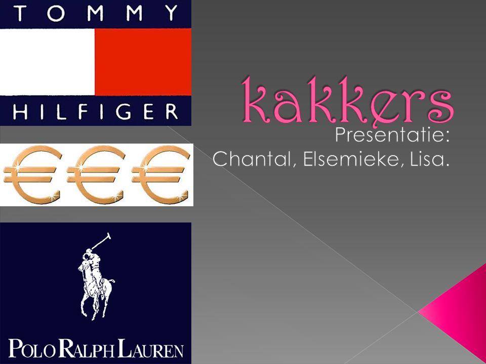 Presentatie: Chantal, Elsemieke, Lisa.