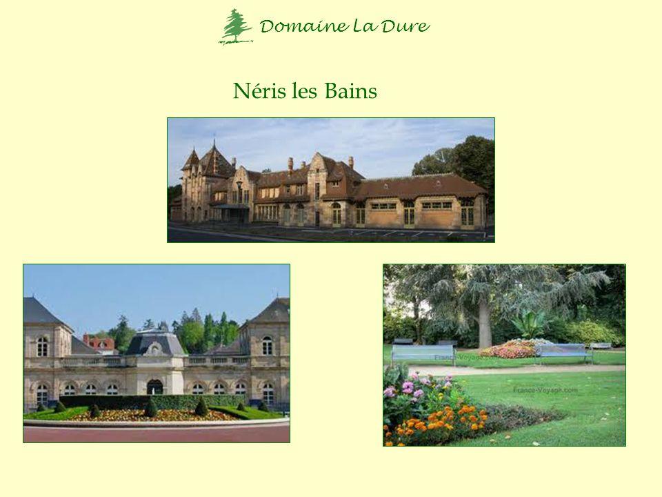 Néris les Bains