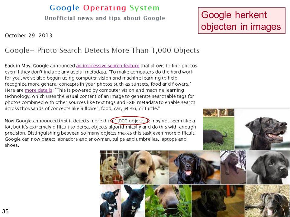 Google herkent objecten in images 35