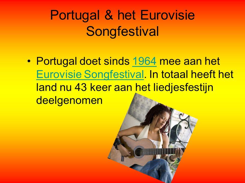 Portugal & het Eurovisie Songfestival