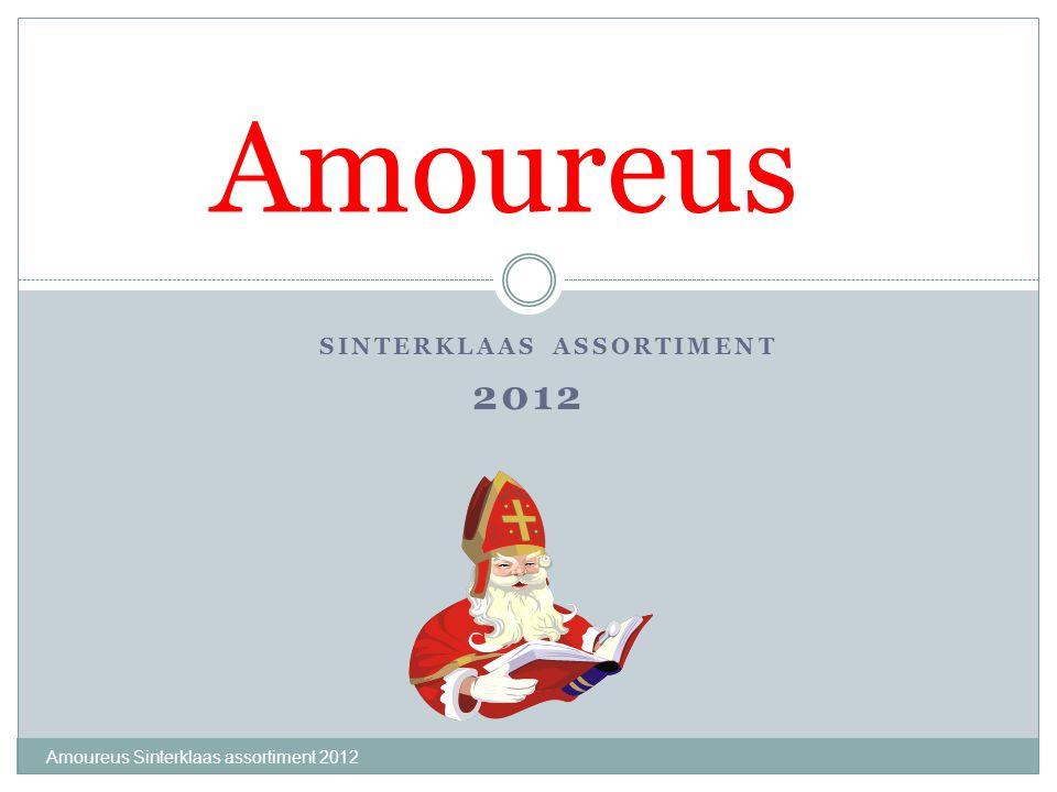Sinterklaas assortiment 2012