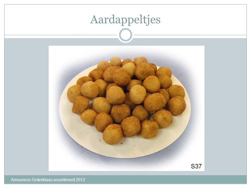 Aardappeltjes S37 Amoureus Sinterklaas assortiment 2012