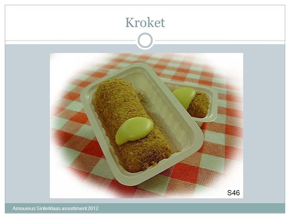 Kroket S46 Amoureus Sinterklaas assortiment 2012