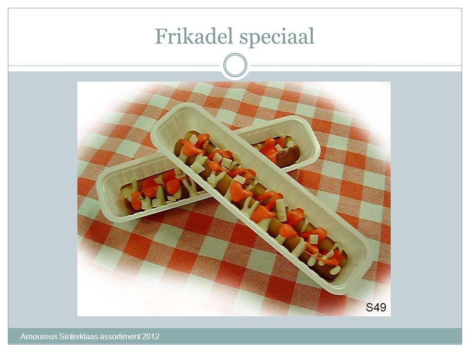 Frikadel speciaal S49 Amoureus Sinterklaas assortiment 2012