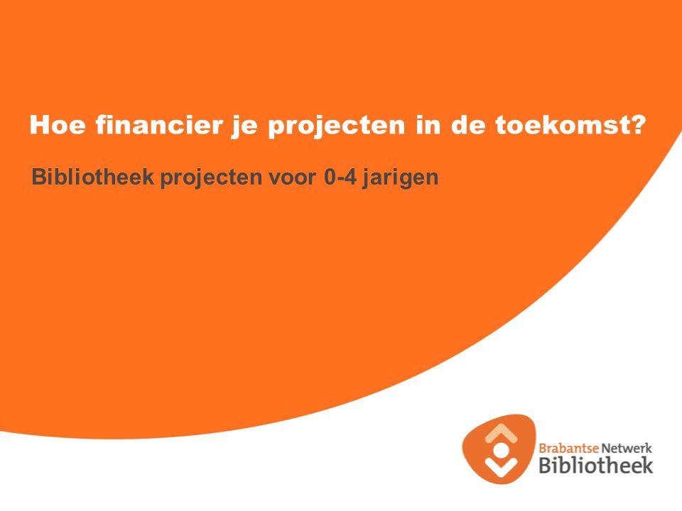 Hoe financier je projecten in de toekomst