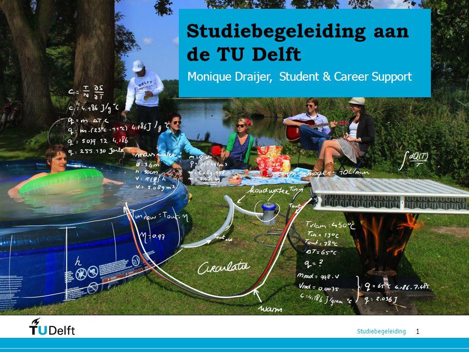 Studiebegeleiding aan de TU Delft