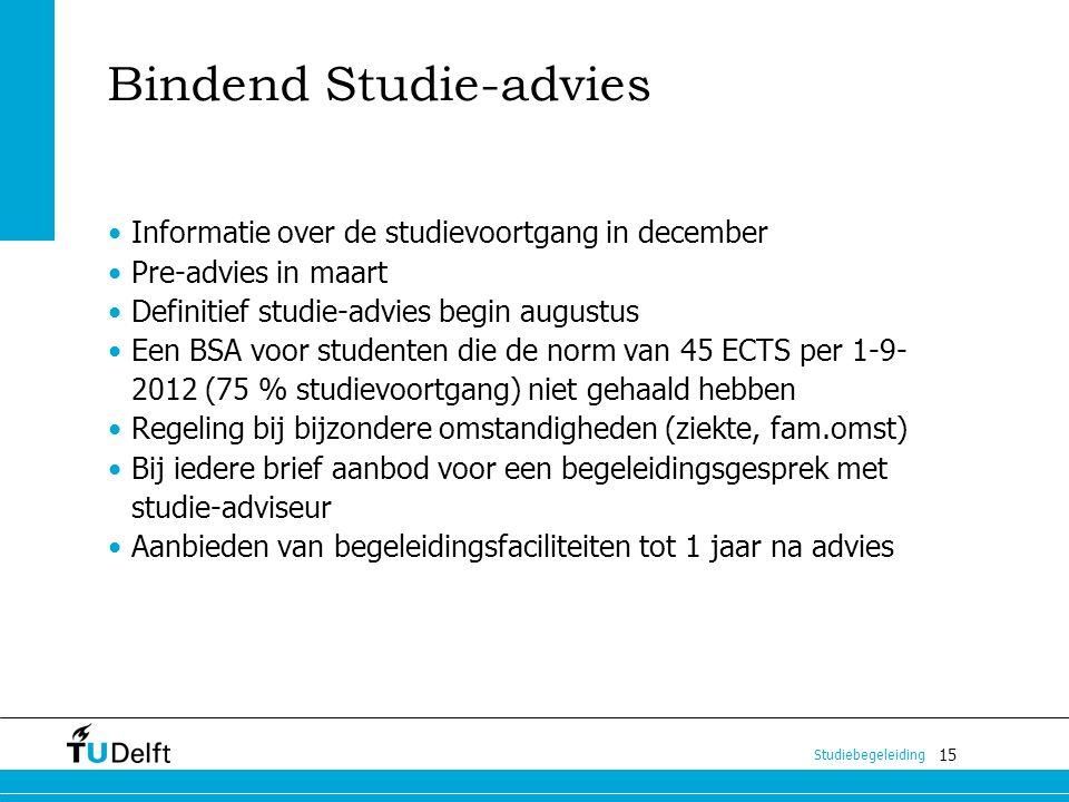 Bindend Studie-advies