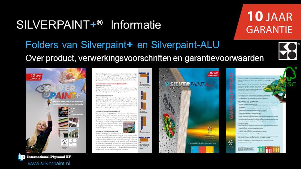 SILVERPAINT+® Informatie