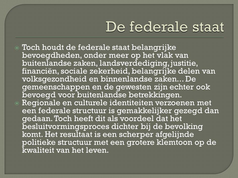 De federale staat