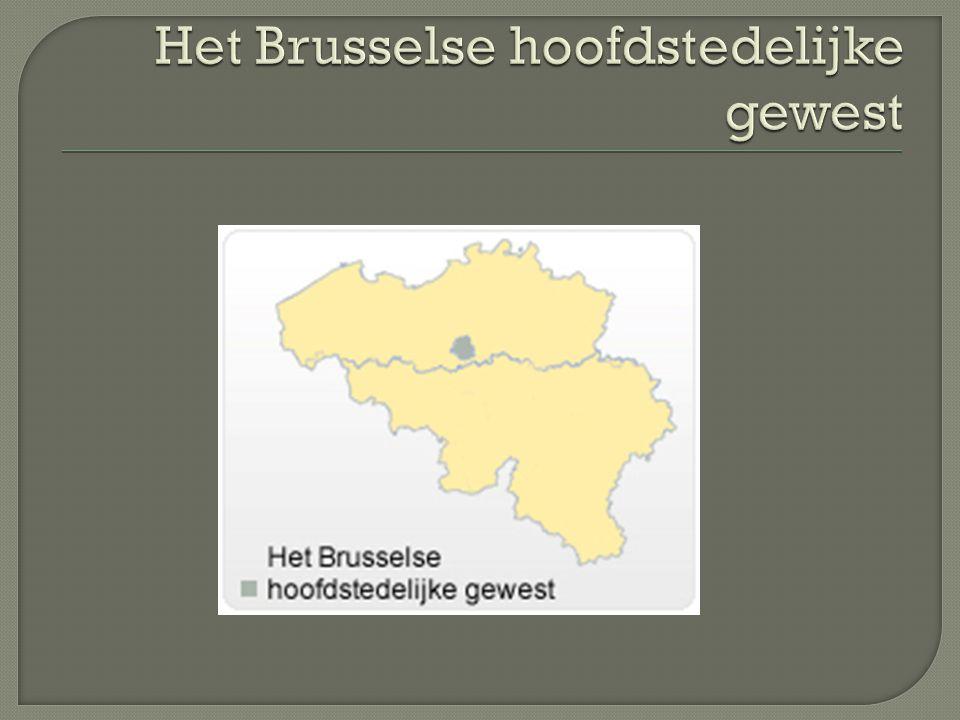 Het Brusselse hoofdstedelijke gewest