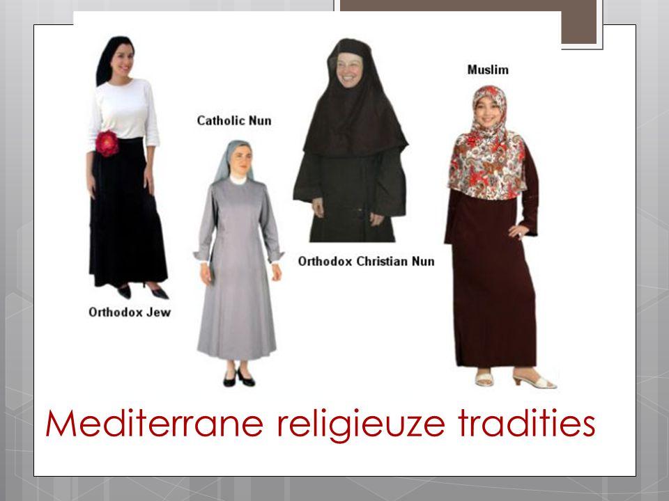 Mediterrane religieuze tradities