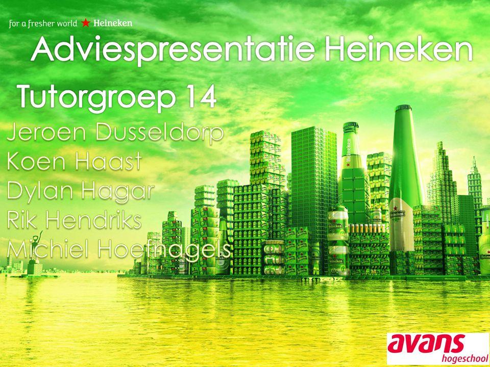 Adviespresentatie Heineken
