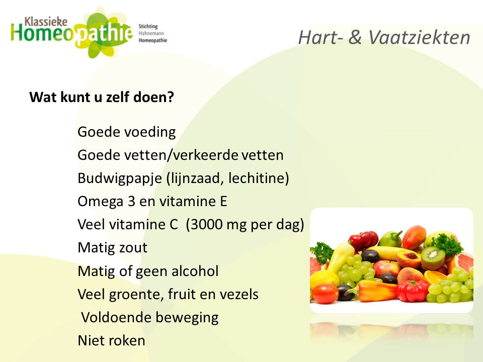 Hart- & Vaatziekten