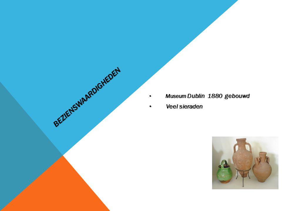 bezienswaardigheden Museum Dublin 1880 gebouwd Veel sieraden
