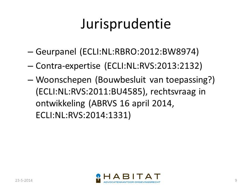 Jurisprudentie Geurpanel (ECLI:NL:RBRO:2012:BW8974)