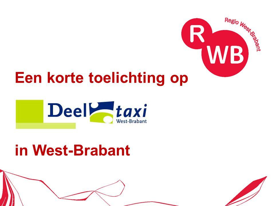 Een korte toelichting op in West-Brabant