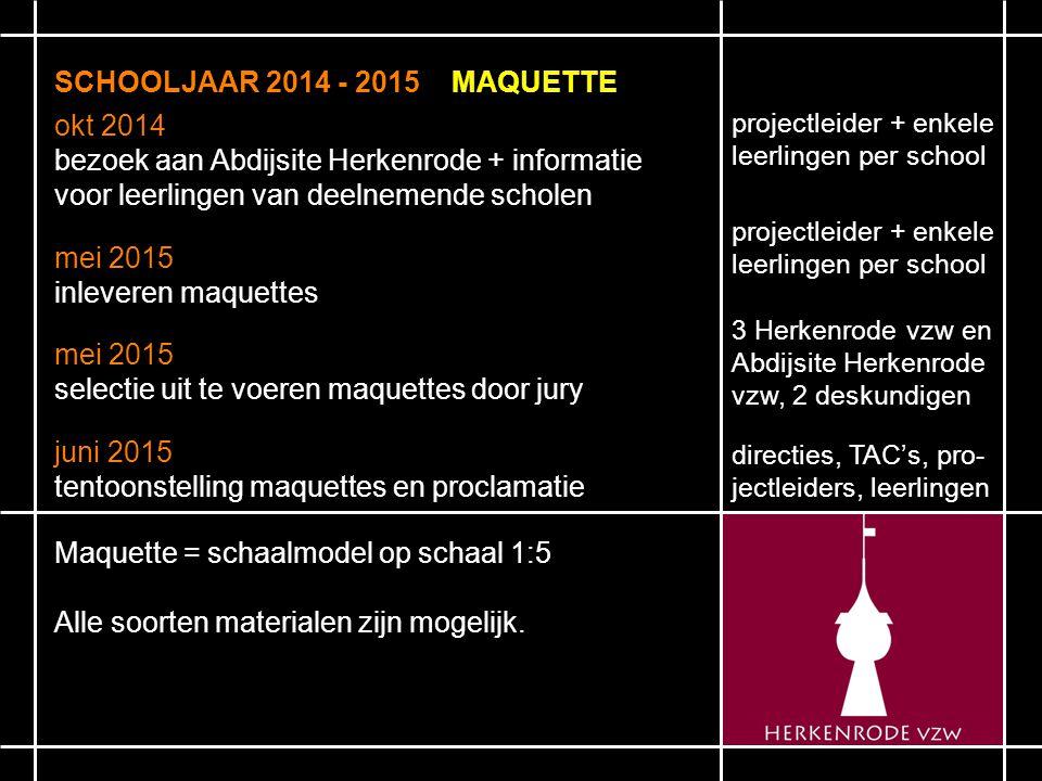 bezoek aan Abdijsite Herkenrode + informatie