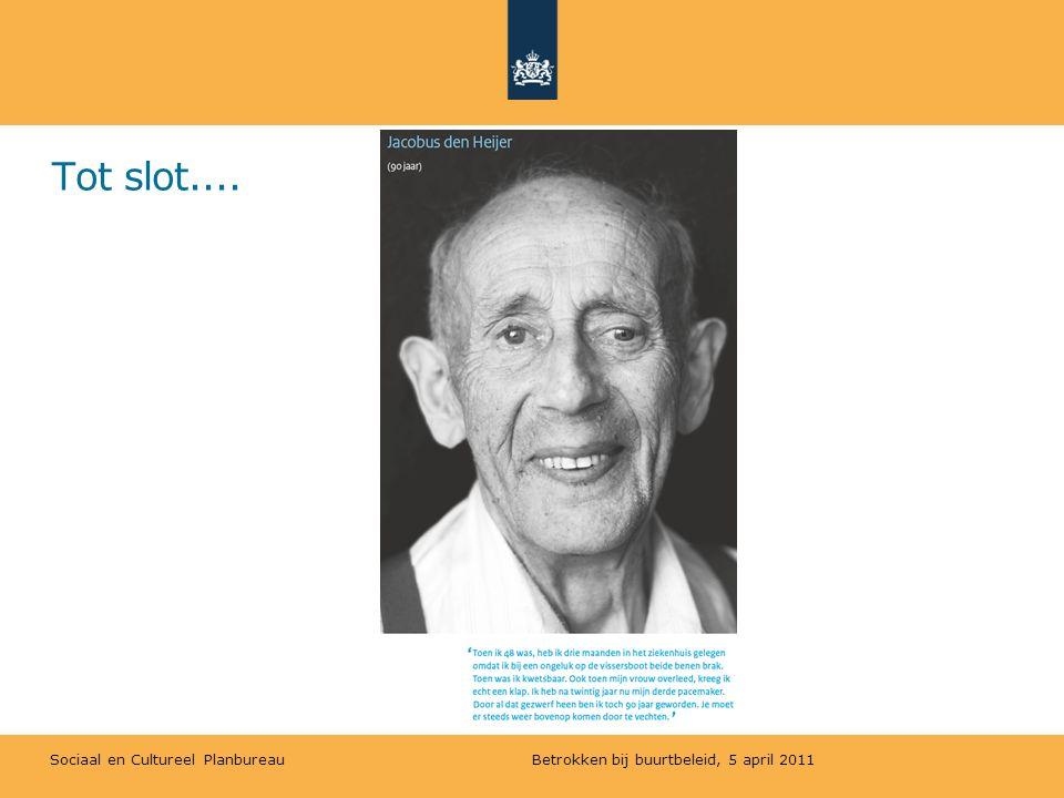 Tot slot.... Jacobus den Heijer (90 jaar)