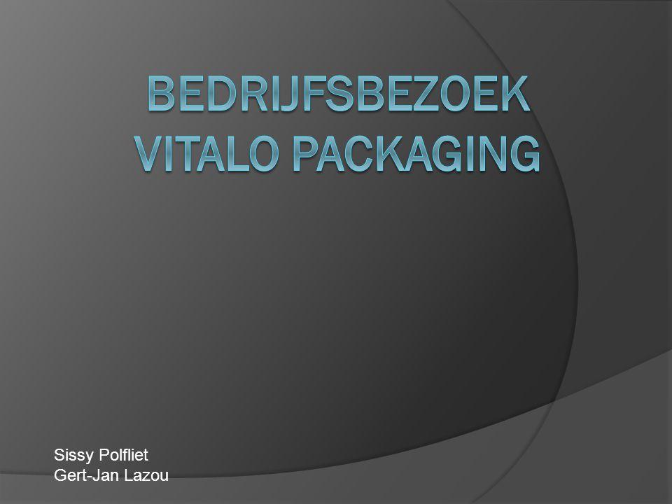 Bedrijfsbezoek Vitalo packaging