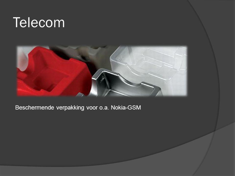 Telecom Beschermende verpakking voor o.a. Nokia-GSM