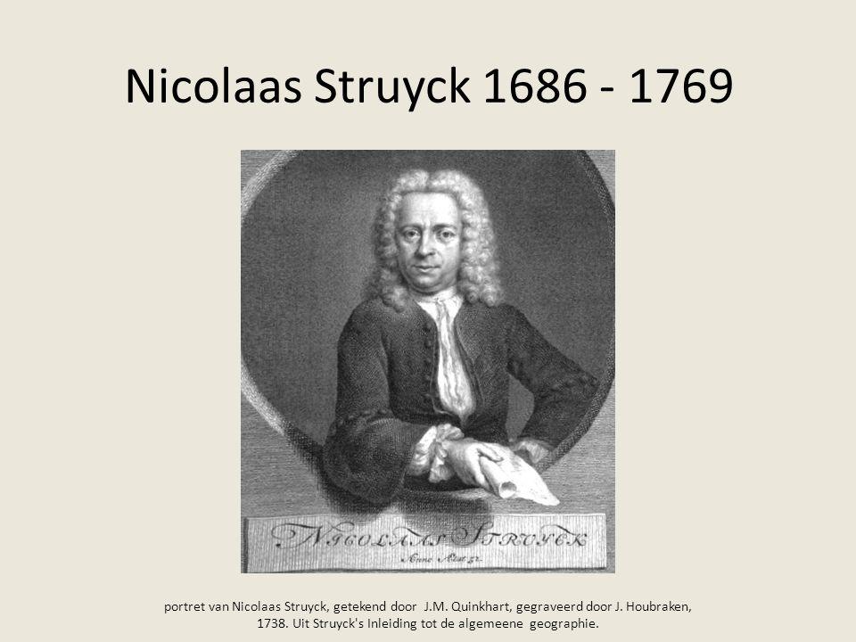 1738. Uit Struyck s Inleiding tot de algemeene geographie.
