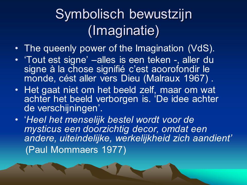 Symbolisch bewustzijn (Imaginatie)